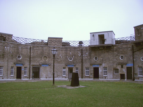 Haunted Harwich Redoubt Fort