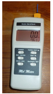 The MEL Meter for Ghost Hunting UK